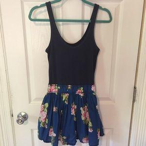 Abercrombie & Fitch Floral Tank Dress. Size M.